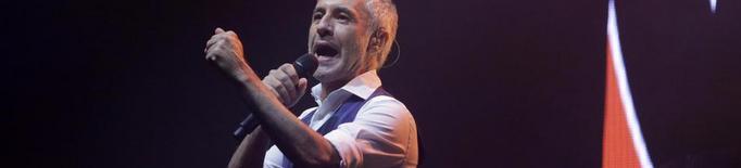 Sergio Dalma tornarà a Lleida amb la nova gira '30... y tanto'