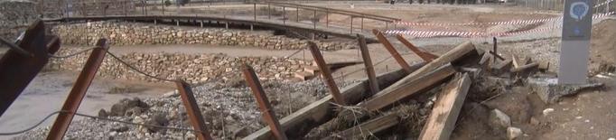 Els Vilars d'Arbeca obre al mes i mig de les inundacions