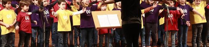 #Nadal2019: L'Auditori, al ritme de l'orquestra i els 250 cantaires de l'Orfeó