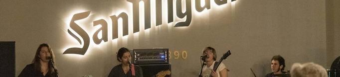 El garage d'Aloha Bennets obre la gira 'San Miguel On Air' a Lleida