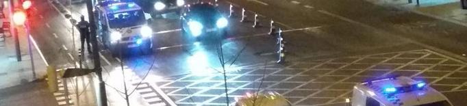 Cacen setze conductors ebris en una sola nit