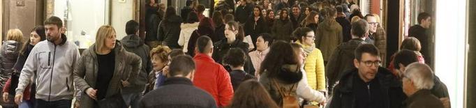 """Festiu d'obertura comercial a Lleida """"normal"""" abans de Nadal"""