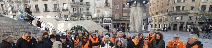 """""""La pensió mínima ha d'assolir els 900 euros"""""""