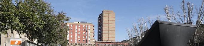 Nou pàrquing de cent places a la Zona Alta de Lleida