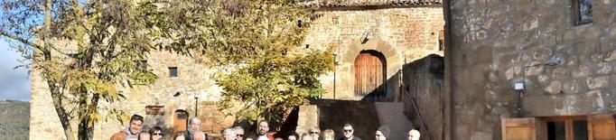 El turisme repunta al Sobirà al reobrir la C-13 i s'afegeix al ple de la resta del Pirineu