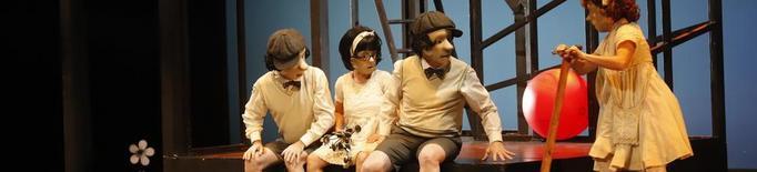Les oportunitats de l'amor triomfen amb el teatre a la Llotja