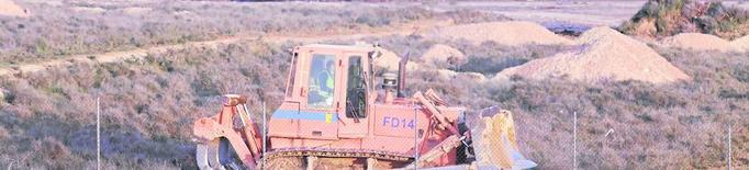 Montoliu rebrà 300.000 euros per les obres de l'abocador del Segrià