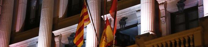 """""""A la Paeria sempre hi ha hagut una bandera espanyola"""""""