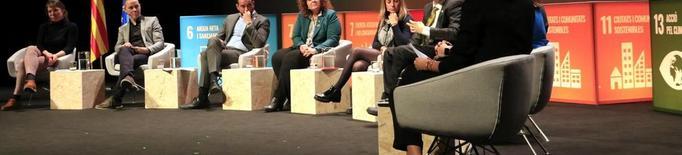 Lleida reivindica el seu paper contra el canvi climàtic