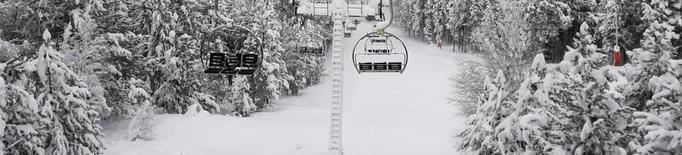 Cap de setmana de cine per a l'esquí arran