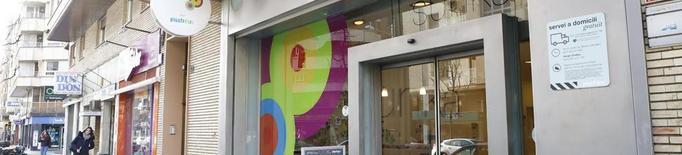 El supermercat Sunka, en obres per ampliar l'espai cultural i el de venda