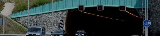 Inversió de dos milions per millorar la seguretat en túnels de l'N-230