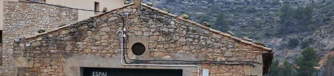 Vallbona inaugura un centre d'interpretació d'aus