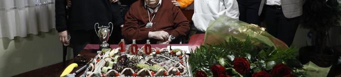 Emotiu homenatge a Joaquim Tolós Michavila en el 100 aniversari