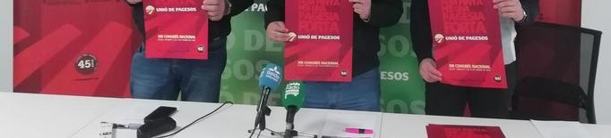Unió de Pagesos renovarà el càrrec de coordinador del pla de Lleida
