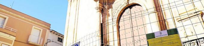 El bisbat demana fons europeus per reparar l'església d'Algerri