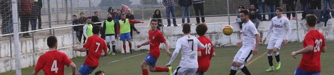 El Borges brilla i goleja en un partit d'alta tensió contra el Juneda