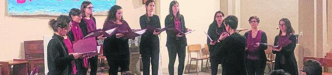 El Cor Eurídice canta al cicle