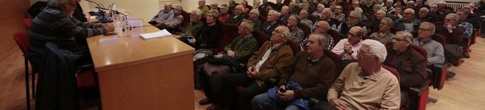 Els jubilats d'Endesa reclamen els seus drets