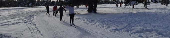 Les estacions d'esquí, al cent per cent per al Carnaval