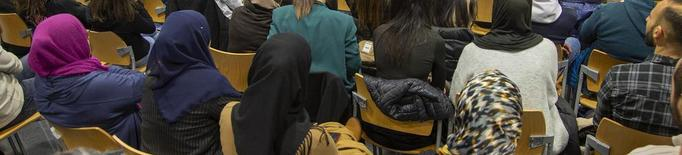 Jornada d'ERC a Tàrrega sobre interculturalitat