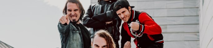 Doble concert a Roma de la banda lleidatana Steinbock
