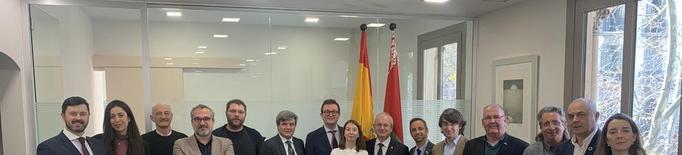 Entitats de Lleida participaran en una missió a Bielorússia