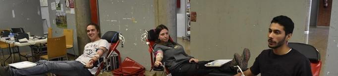 Donació de sang a Agrònoms