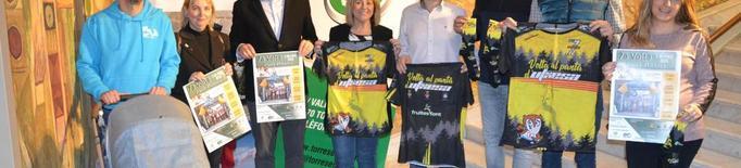 Nova cursa a quatre grapes a la Volta al Pantà d'Utxesa