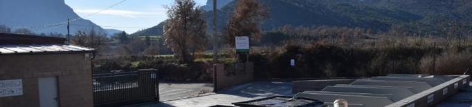 Càmeres a la deixalleria de Coll de Nargó i multes per no reciclar