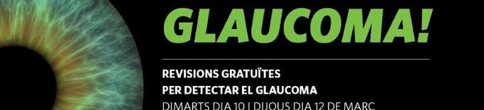 Revisions gratuïtes per detectar el glaucoma amb la Fundació Ferreruela Sanfeliu