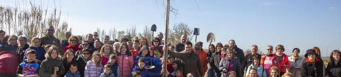 Nova zona recreativa amb pàrquing per a autocaravanes a Castellserà