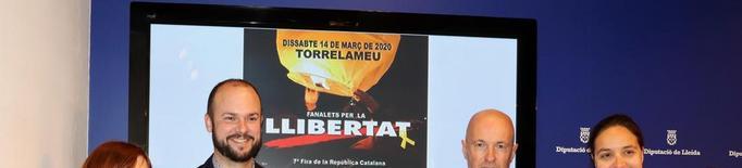 Torrelameu tindrà 60 parades a la Fira de la República, que enlairarà mil fanalets