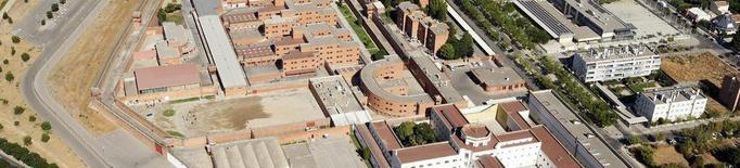 Mascaretes caducades per als funcionaris de presons