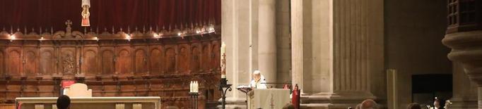 Les esglésies recuperen el culte amb fidels a Lleida