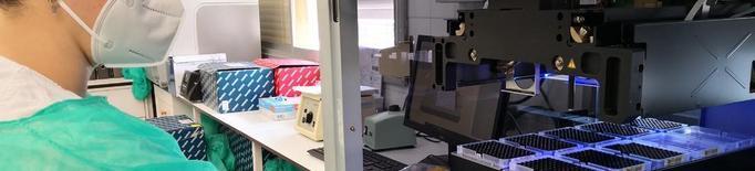 PCR proves tests covid-19 covid19 sanitaris sanitàries