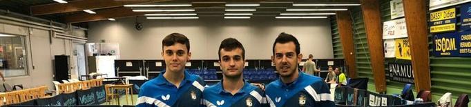 Vilardell puja al primer equip de l'Asisa Borges