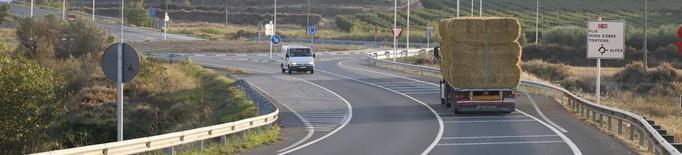 El Govern impulsa un carril addicional a la C-12 entre Lleida i Alfés