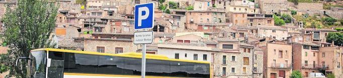Guimerà habilita un pàrquing per descongestionar el centre