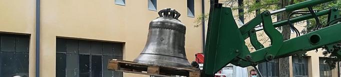 La campana Champagnat del monestir de les Avellanes tindrà un jou centenari