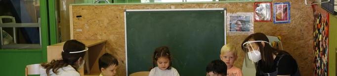 Escoles bressol amb poca assistència