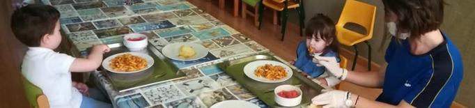 La guarderia Xics La Salle de la Seu ofereix servei de menjador