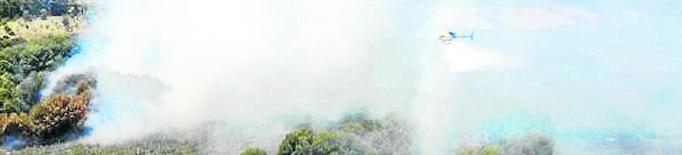UP celebra que només hi hagi restriccions de la sega a les zones de secà