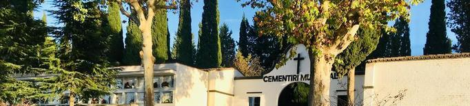 Un municipi de Lleida habilita un espai al cementiri per a sepelis musulmans