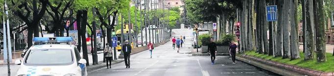 La Paeria no tallarà més els carrers Rovira Roure i Madrid els dissabtes