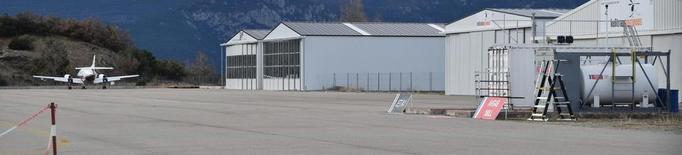 Grandvalira vol atreure esquiadors amb vols a l'aeroport de la Seu