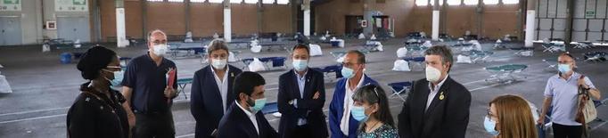 """El Homrani demana """"valentia política"""" a l'Estat per regularitzar migrants sense papers"""