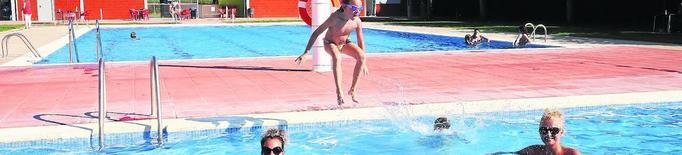 El Baix Segre obre les piscines i les Borges i Belianes voten fer-ho ja