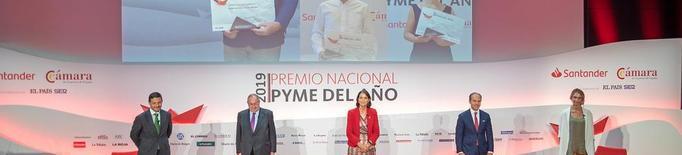 Una empresa torronera de Lleida és guardonada amb el premi Pime 2019