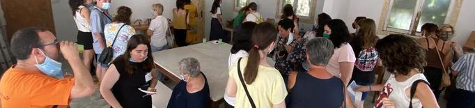 Guissona obrirà al setembre el centre d'art d'usuaris d'Alba